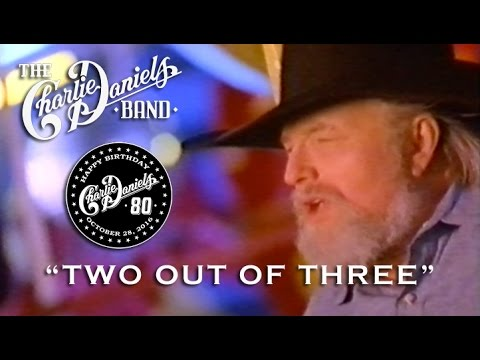 The Charlie Daniels Band - Two Out of Three