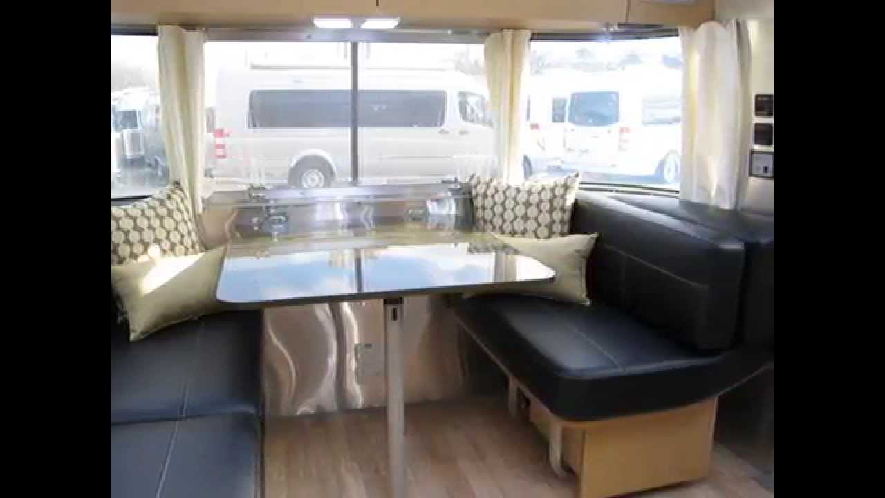 Travel Trailer Two Twin Beds