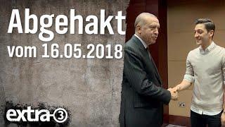 Abgehakt am 16.05.2018