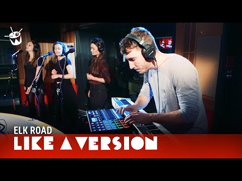 Elk Road Ft. Lisa Mitchell cover Flight Facilities 'Crave You' for Like A Version