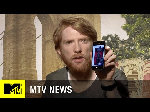 Domhnall Gleeson Either Has a Cool 'Star Wars' Action Figure or a Mean Friend  MTV