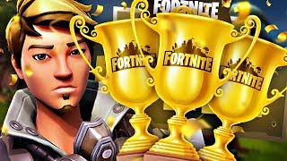 WE CAN'T STOP WINNING! (Fortnite Battle Royale)
