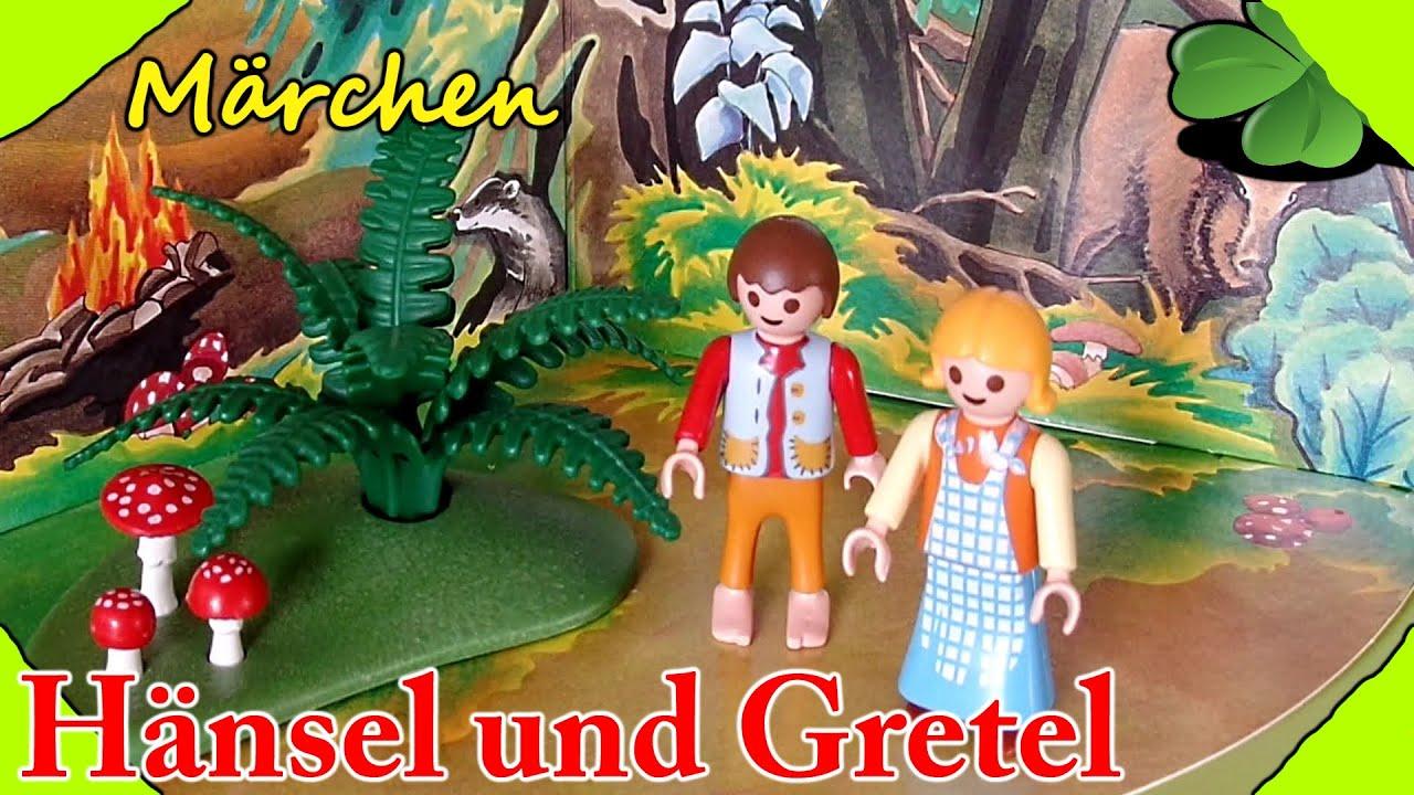 hänsel und gretel märchen playmobil film deutsch hänsel