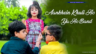 Aankhein khuli Ho Ya Band DJ 💥 romantic 🙄 New bollywood song 🙄 Saifina&Dareib 🍁 Meerut Star