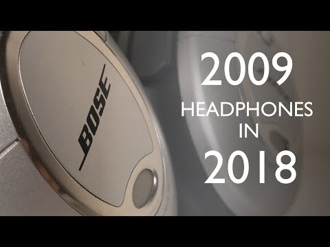 Why I Use Headphones from 2009 in 2018 (Bose QC15 Review)