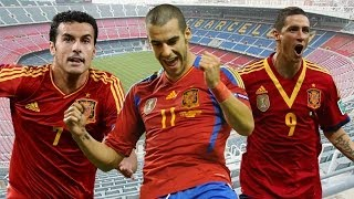 Spain's Forward Selection? | The Ratings King | David Villa, Alvaro Negredo & More!