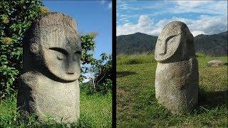 Starożytni kosmici wIndonezji