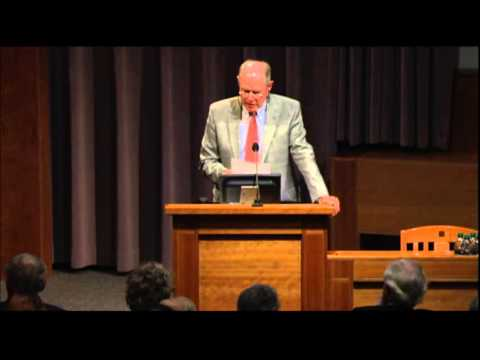 S. Kent Brown - Consider the Lilies: How Luke Treats the Story of His Master
