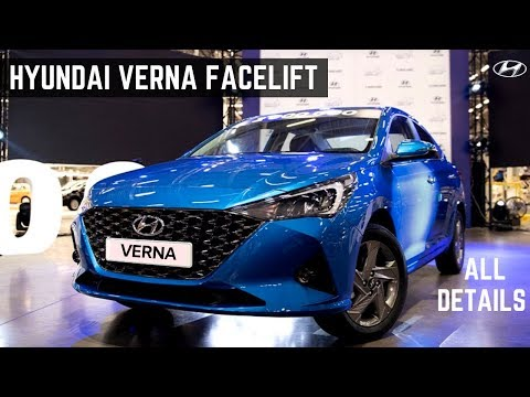 2020 Hyundai Verna Facelift All Features, Price Detailed Review - Interiors, Variants | Verna 2020