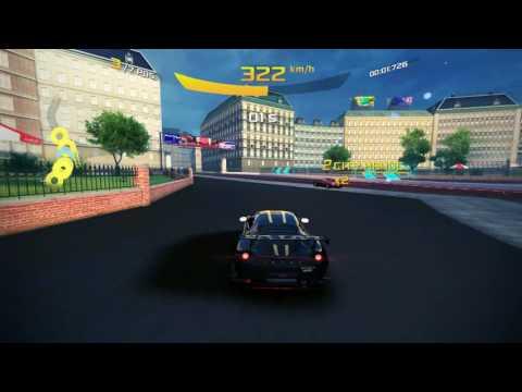 Having Fun In: Asphalt 8 Airborne - Lotus Evora Enduro GT - The London Eye (Elimination)