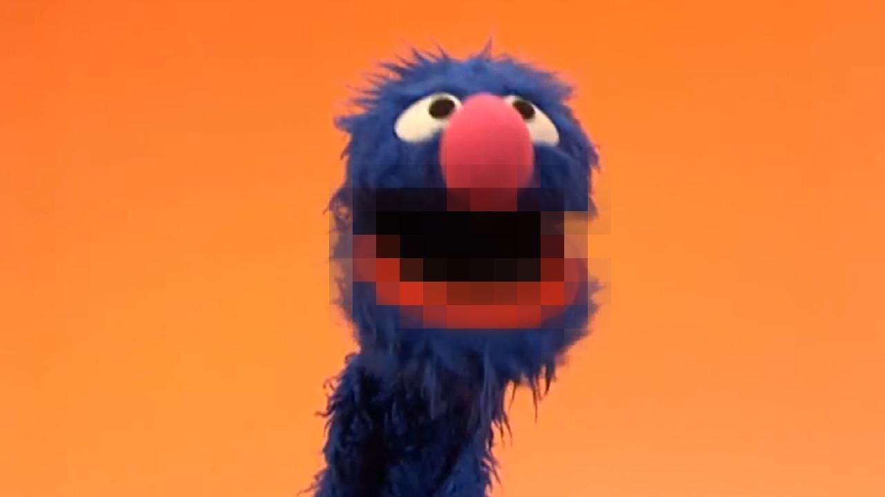 Did 'Sesame Street' Star Drop the F-Bomb?