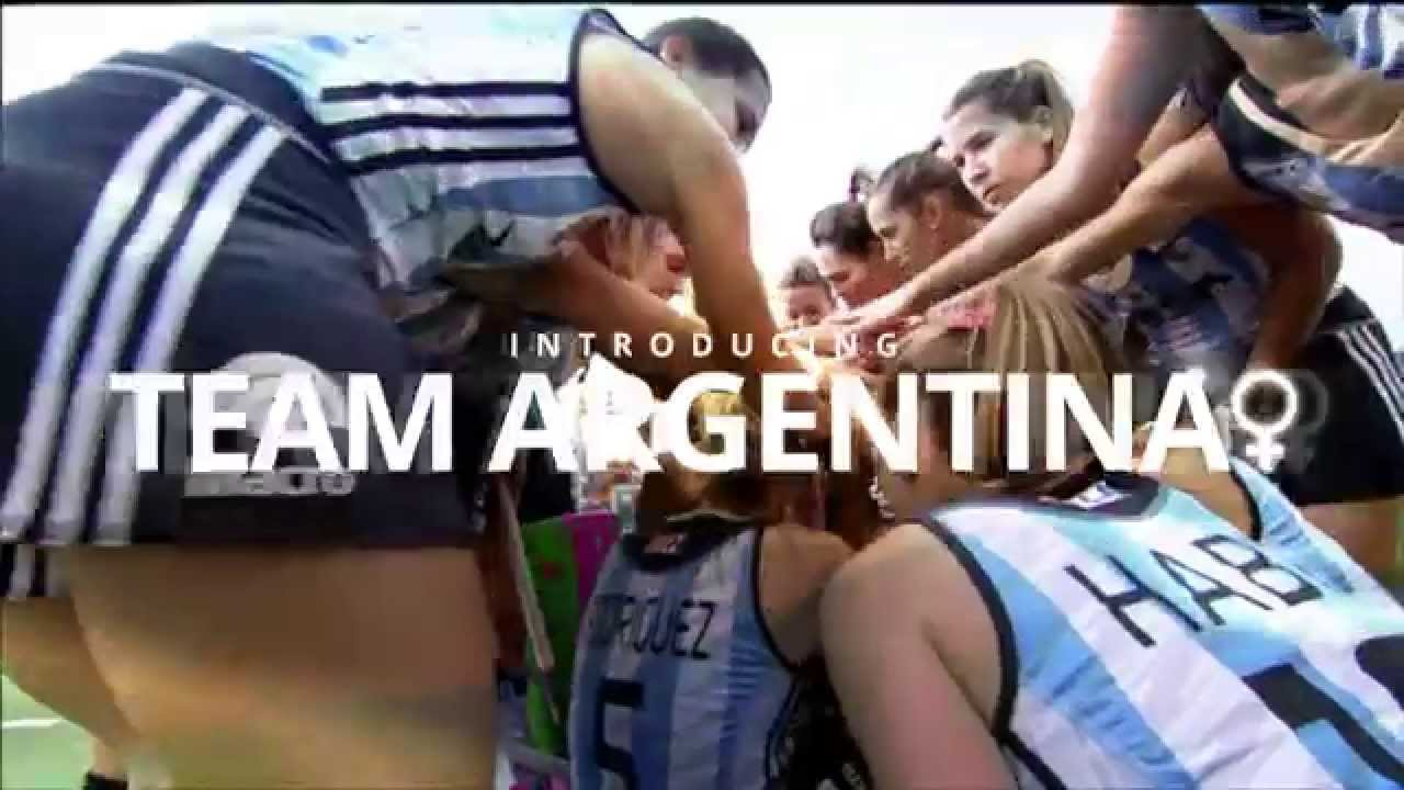 Argentina Hockey World League Final - Introducing The Team -2619