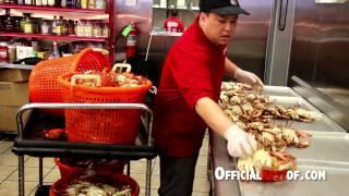 Cajun Seafood - Best Taste of New Orleans - Louisiana 2014