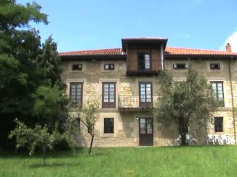 Hotel rural con encanto en cantabria hotel casona torre de - Jardines pequenos con encanto ...