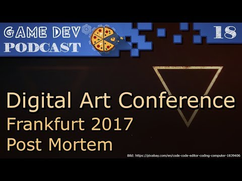 18 - Post Mortem: Digital Art Conference Frankfurt 2017