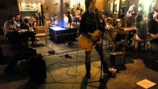 Velvet Underground - Sunday Morning (cover by Federico Borluzzi @ Saluzzo - Notte Barocca 2013)