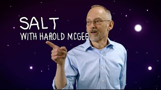Harold McGee Explains The Wonders Of Salt