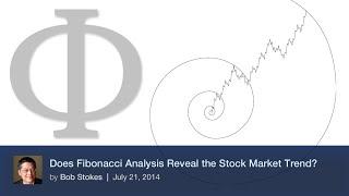 Does Fibonacci Analysis Reveal the Stock Market Trend?