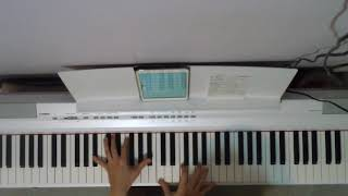 """""""我需要有祢在我生命中 I Need You In My Life"""" Hymn Piano Instrumental Cover"""