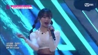 [COMPILATION] [Produce 101] Group 2 - Hot Issue (4MINUTE)
