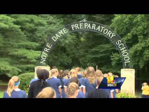 Notre Dame Prep Students Inspired By Pope Francis' Visit