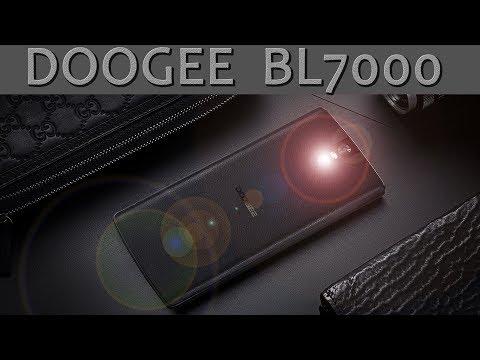Doogee BL7000 - автономный монстр; смартфон, оправдавший надежды.