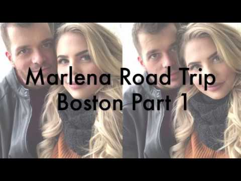Marlena Road Trip | Boston Part 1