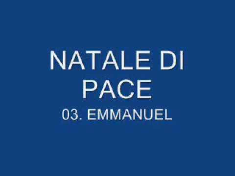 03  EMMANUEL - NATALE DI PACE