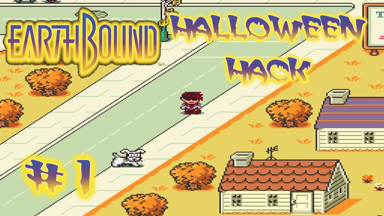 Earthbound Halloween Hack - 1 - Recon Beginnings