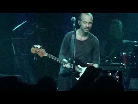 Calogero «Aussi Libre Que Moi»  en live @ l'Européen (Paris) - 28/02/2018