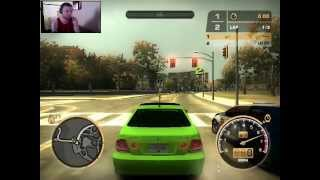 Need For Speed Most Wanted-Part 2 Blacklist 15 Pink slip win
