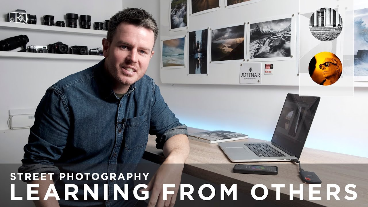 Street photography tips & learning from others! - My new project! :-)