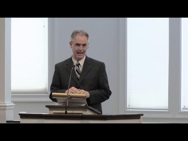 3AC Pastor Michael Pelletier - Present Truth: Worship GOD