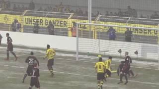 #134 FIFA16実況 キャリアモード ドルトムント フランクフルト戦!