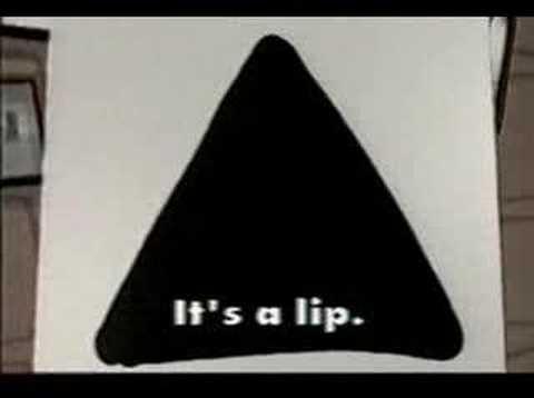 "Veggie Tales ""I love my lips"""