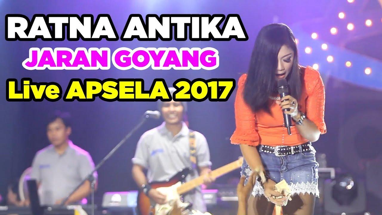 RATNA ANTIKA - JARAN GOYANG - MONATA   LIVE APSELA 2017 FULL HD ...