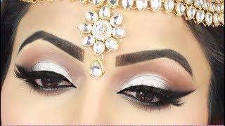 How to do Arabic Bridal Eye Makeup(हिन्दी)   Deepti Ghai Sharma