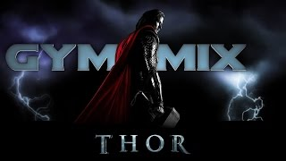 "Are You Worthy? |Music OST| MCU THOR 12min ""GYM MIX"" motivational workout music"