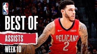 NBA's Best State Farm Assists from Week 10 | 2019-20 NBA Season