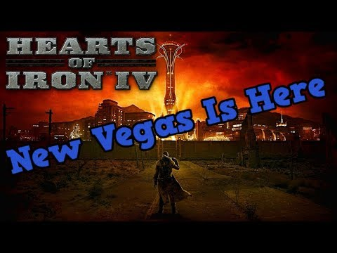 Hearts Of Iron 4 - Rebuilding New Vegas Fallout New Vegas