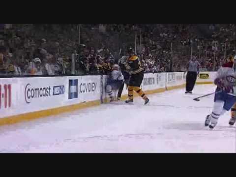 Boston Bruins- Montreal Canadiens rivalry