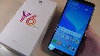Обзор Huawei Y6 Prime 2018 (ATU-L31)