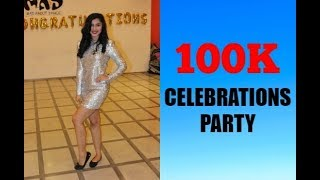 Baixar 100K Subscribers Celebration Party | Vlog | Nidhi Kumar Dance