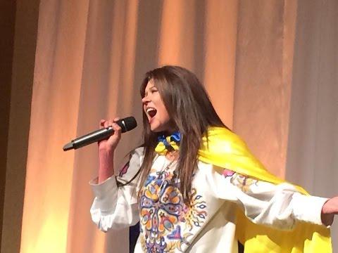 Ruslana in Cleveland (HD) Руслана виступає в Клівленді