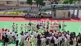 Publication Date: 2019-09-19 | Video Title: 聖文德書院學生喺操場上演奏願榮光歸香港