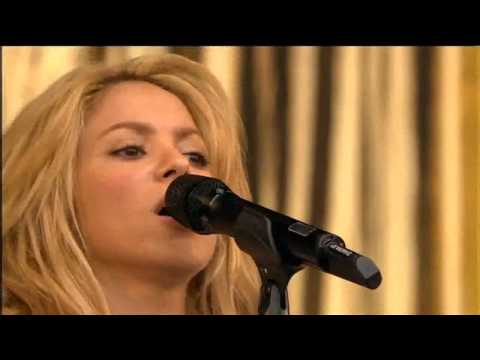 Shakira - Islands (The XX cover)