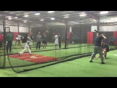 AARON SCHUNK -  2015 hitting highlights The Lovett School