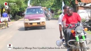 Baada ya kutoka Gerezani, Tazama Mbunge Lijualikali alivyopokewa jimboni