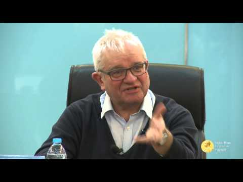 Advice for job interviews from Paul Nurse