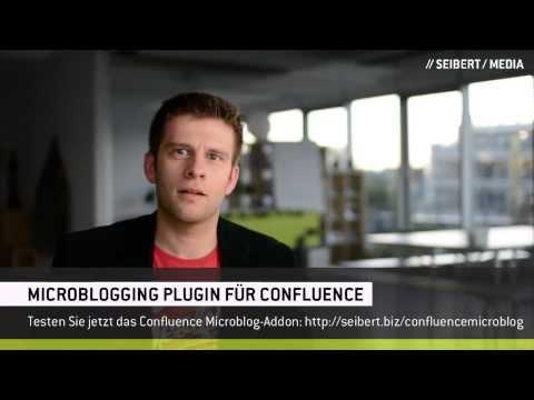 Microblogging für Confluence (Confluence-Plugin)
